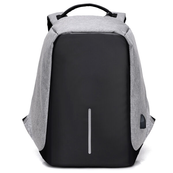 "15.6"" Laptop Backpack, Anti-theft Travel Backpack, Business School Bookbag with USB Charging Port for Men & Women"