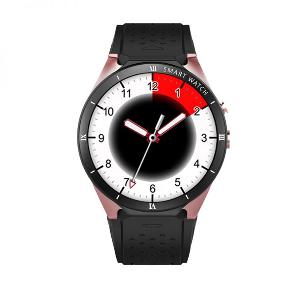 Mobile phone portable watch KW88pro Android with walking running pedometer