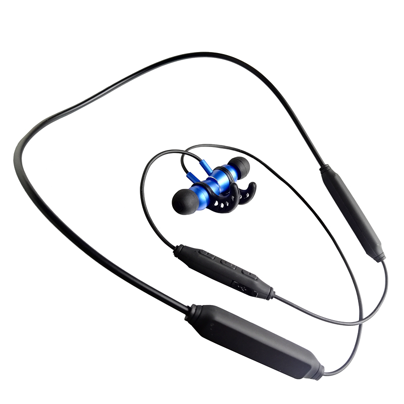 Bluetooth Earphones Waterproof Earbuds with Mic in-Ear Earphones for Sports