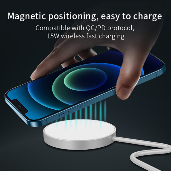 New Magsafe 2 Charger Magsafe Wireless Charger For Iphone 12 Pro Max X 11